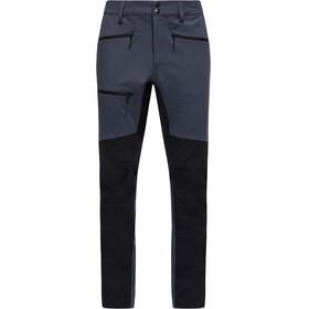 Haglöfs Rugged Flex Pantalones Hombre, azul/negro